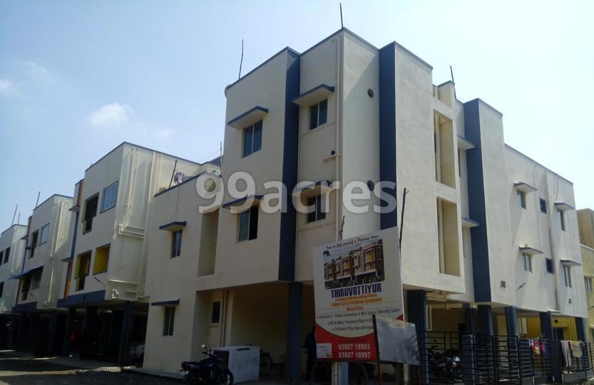 Hansa Abhinav Thiruvattiyur Chennai North Price List Location