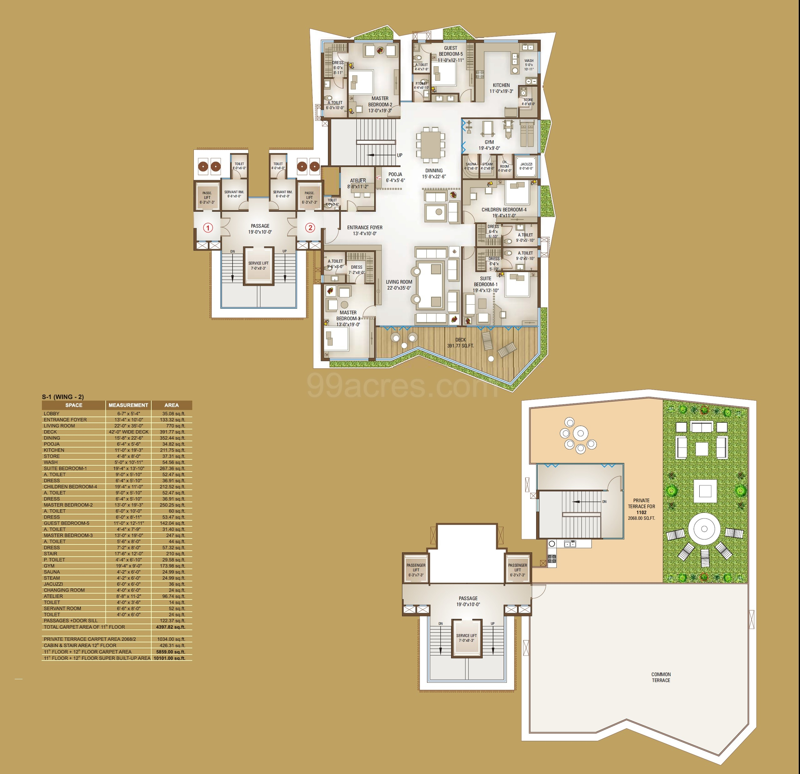 Happy Home Group Happy Home Excelencia Floor Plan - Happy