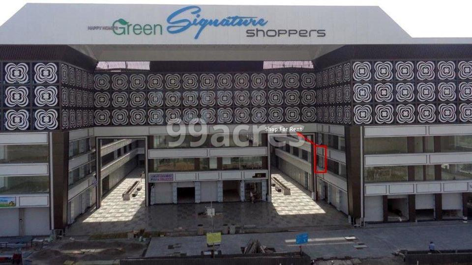 Happy Green Signature Shoppers Elevation