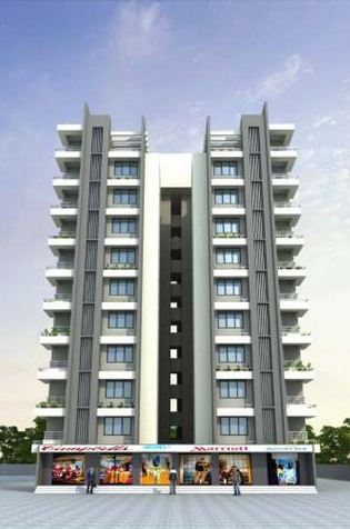 Happy Home Nest View in Althan, Surat