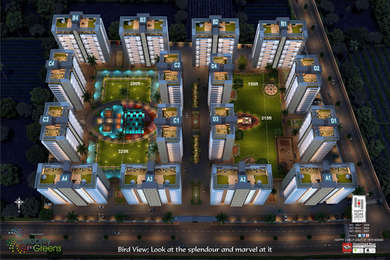 Happy Home Group Happy Home Celebrity Greens Vesu, Surat