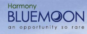 LOGO - Harmony Blue Moon