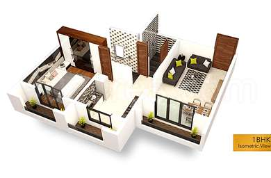 1 BHK Apartment in Parvati Heights
