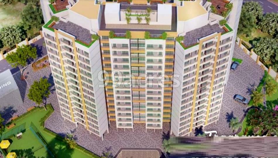 Heritage Saniya City Aerial View