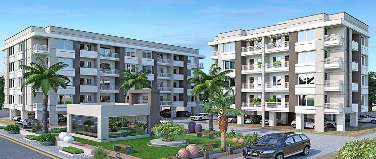 Aaditya Residency Elevation