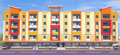 Hi Rise Housing Projects Hi Rise Chalapathi Residency Pragati Nagar, Hyderabad