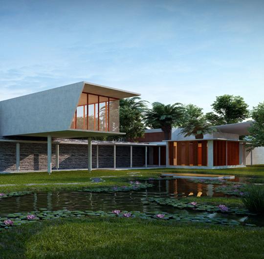 Hiland River Club House
