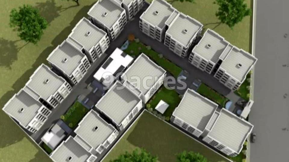 HJ Atlantic Residency Aerial View