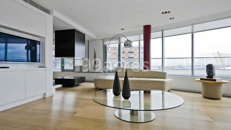 House of Hiranandani Evita Living Room