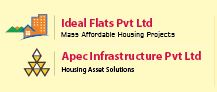 Ideal Flats and Apec Infrastructure