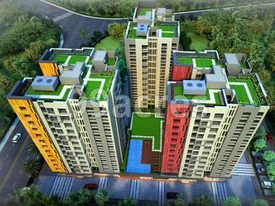 Ideal Group Builders Ideal Paradiso New Alipore, Kolkata South