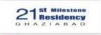 LOGO - IFCI 21st Milestone Residency