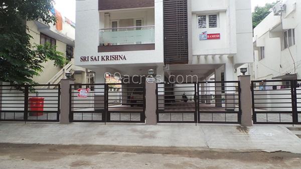 ILB Sri Sai Krishna Entrance View