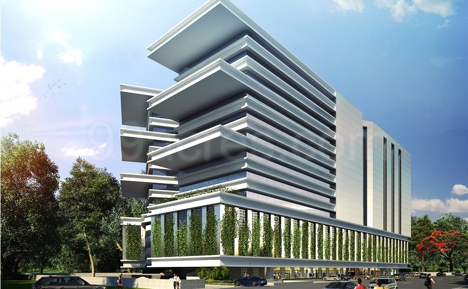 Office space for sale in imperia mindspace sector 62 for 5000 square feet in square meters