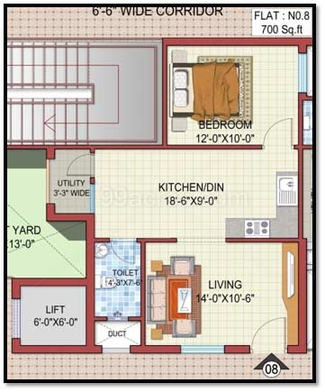 Incor Infrastructure Builders Incor Bonsai Homes Floor Plan ...