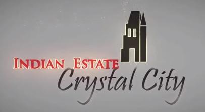 LOGO - Indian Estate Crystal City