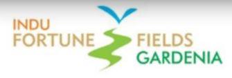 LOGO - Indu Fortune Fields Gardenia