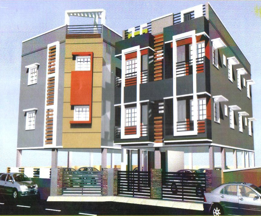 Inforich Yasodha GRB Flats Image