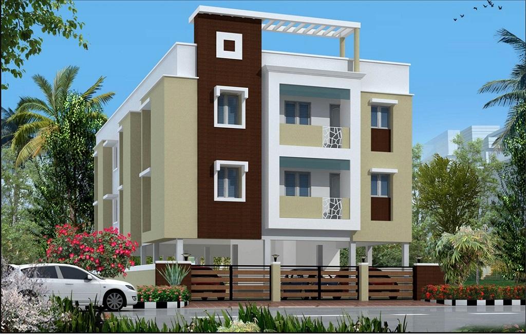 Innovative Homes Sai Srishti Image