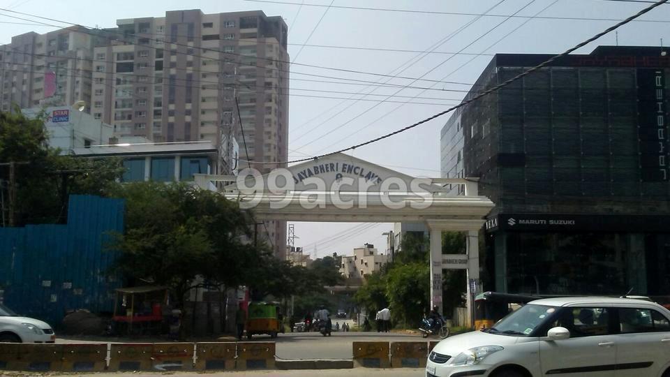 Jayabheri Group Jayabheri Enclave Gachibowli Hyderabad - 99acres com