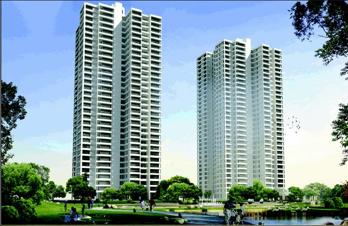 Jaypee Greens Kensington Boulevard in Sector-131 Noida