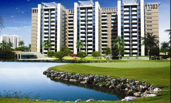Jaypee Greens Naturvue Apartments Elevation