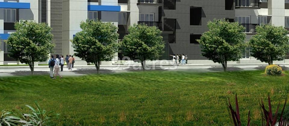 Jaypee Greens The Kove Landscape Garden
