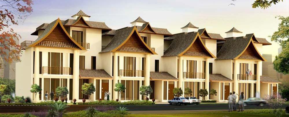 Jaypee Greens Kingswood Oriental Villas