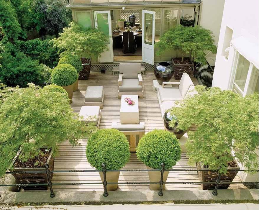Jaypee Greens Kingswood Oriental Terrace Garden