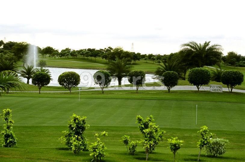 Jaypee Greens Villas Garden