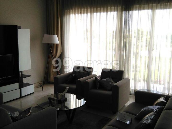Jaypee Greens Villas Living Room