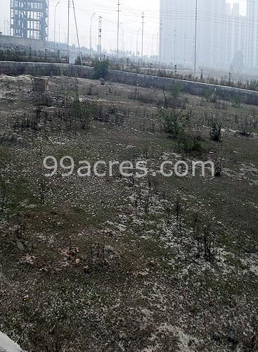 Jaypee Greens Yamuna Vihar Plots Site View