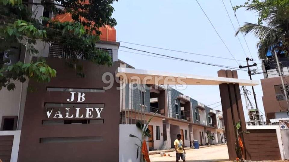 JB Valley Entrance