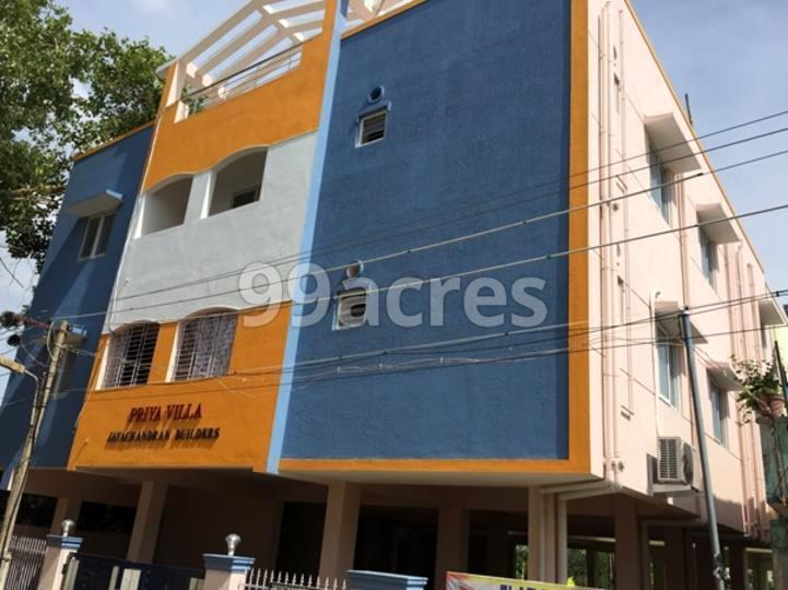 Priya Villa Elevation