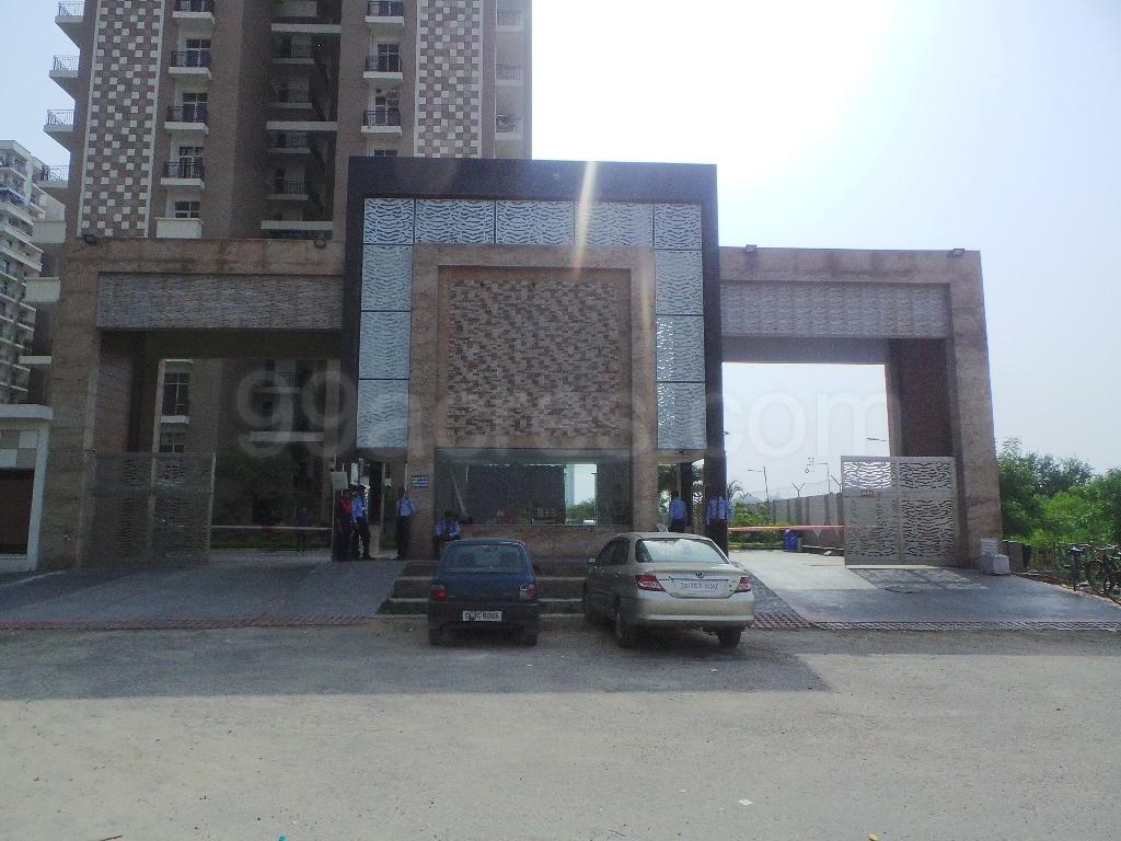 JM Aroma Entrance