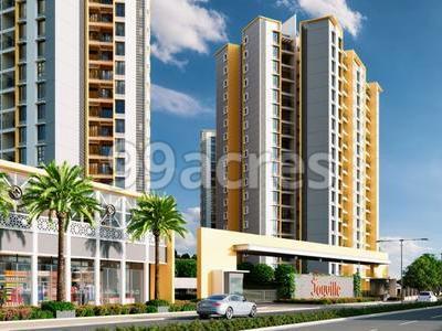 Joyville Shapoorji Housing Joyville Hinjawadi by Shapoorji Pallonji Hinjewadi, Pune