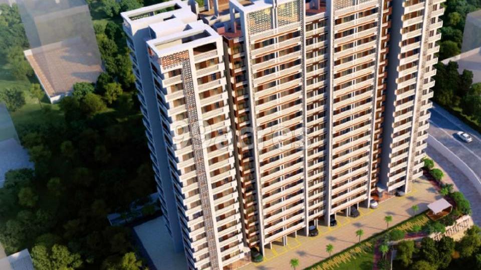 JVM Tiara Aerial View