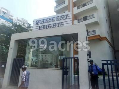 K Raheja Builders K Raheja Quiescent Heights Madhapur, Hyderabad