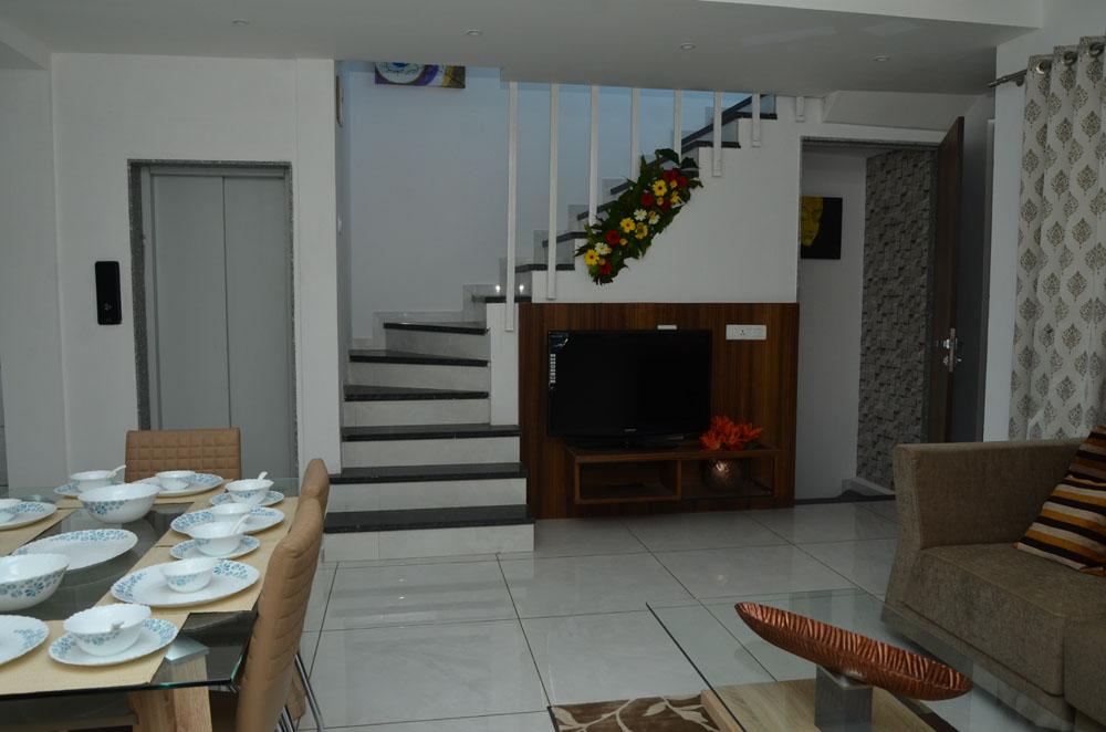 Kalp Palace Sample Living Room