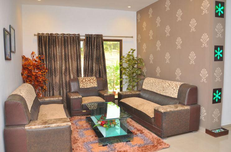 Kalp Pavitra Sample Living Room