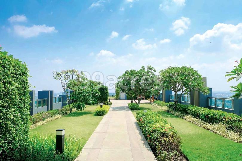 Immensa by Kalpataru Terrace Garden