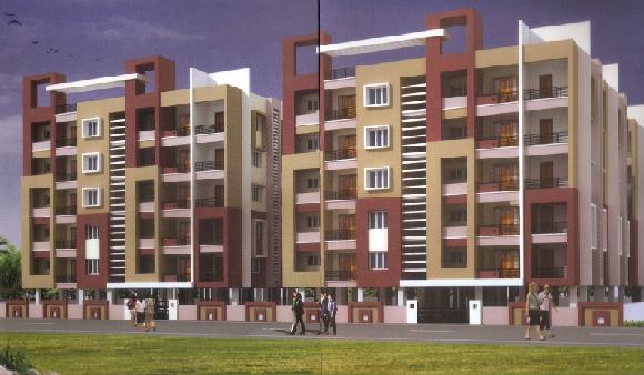 Kalyan Habitat in Pragati Nagar, Hyderabad