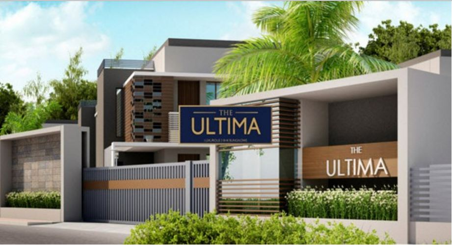 The Ultima Gated Community