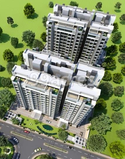 Kamrup Durva Greens Artistic Aerial View
