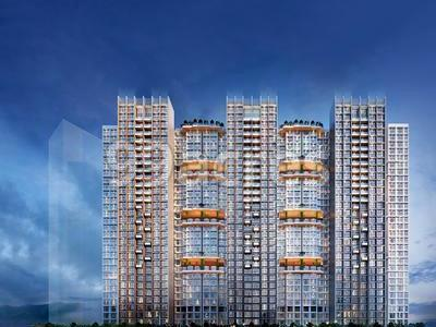 Kanakia Spaces Builders Kanakia Codename Future Powai, Central Mumbai suburbs