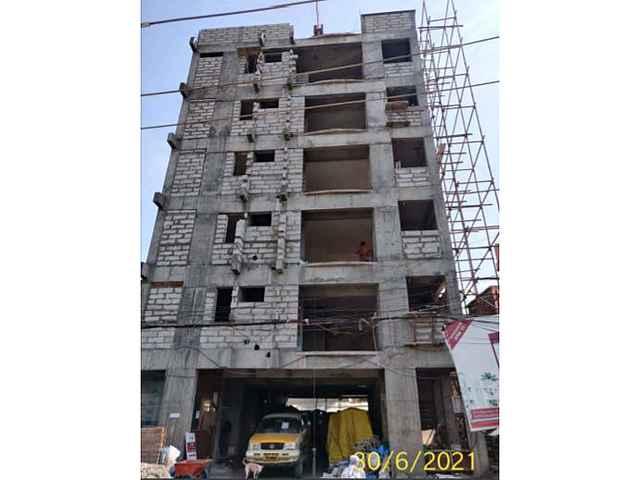 Kanya Sri Ekaa construction status 09/07/2021
