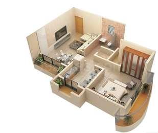 1 BHK Apartment in Kapleshwara Pinnacle Gloria