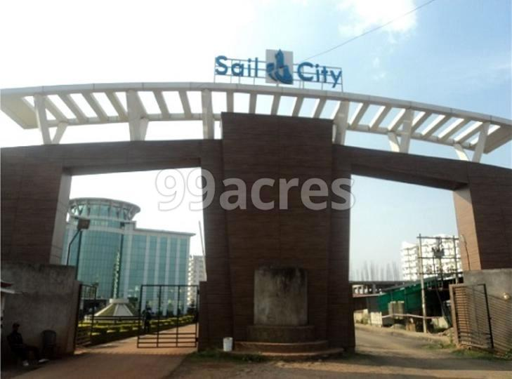 Kashish Sail City Entrance