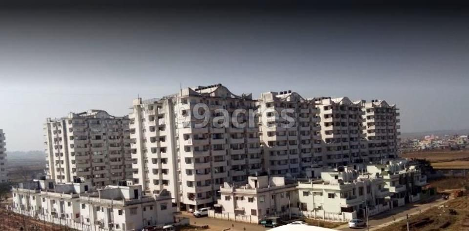 Kashish Sail City Elevation