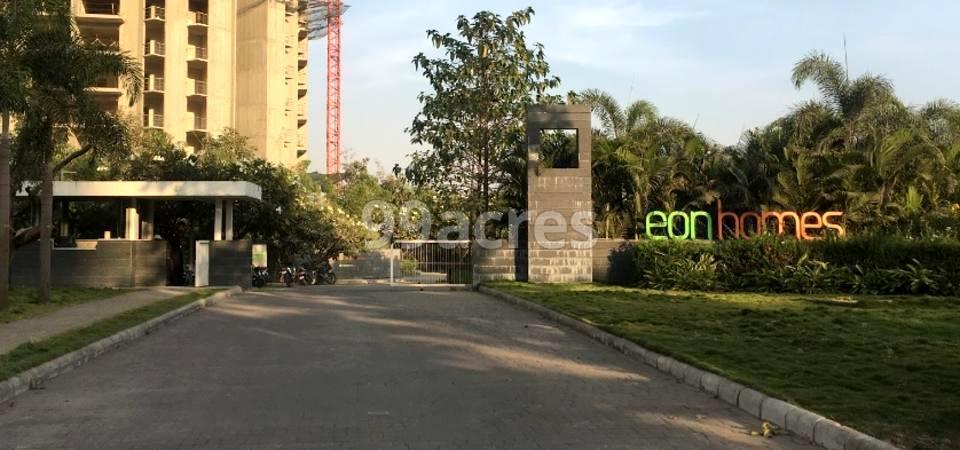 Kasturi Eon Homes Entrance